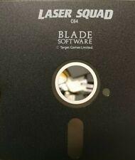 Laser Squad (Blade Software) Commodore C64 (Diskette) 100 % ok
