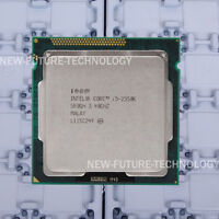 Intel Core i5-2550K (BX80623I52550K) SR0QH CPU 5 GT/s/3.4 GHz LGA 1155 100% Work
