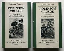 Robinson Crusoe. Erster und zweiter Teil - München : C.H. Beck, (1984)