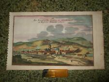 1720s,AY,L-COPPERENGR.PANORAMIC VIEW,EPERNAY/REIMS CHAMPAGNE,FRANCE