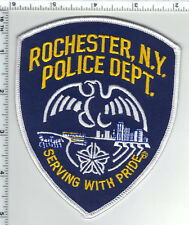 Rochester Police (New York) Shoulder Patch from the 1980's