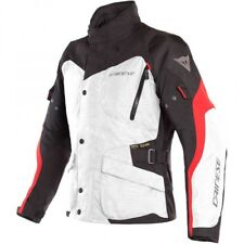 GIACCA DAINESE TEMPEST 2 D.DRY GHIACCIO NERO ROSSO TG.54