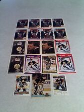 *****Rejean Lemelin*****  Lot of 55 cards....15 DIFFERENT / Hockey