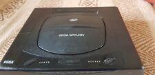 Consola de videojuegos Sega Saturn & Cable De Alimentación