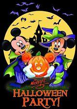 Disneyland Walt Disney World Halloween Show's and Parades DVD CD Mickey mouse