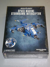Warhammer 40K Space Marine Stormhawk Interceptor/Stormtalon Gunship New/Sealed