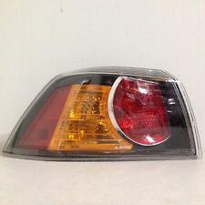 2009 2010 2011 2012 2013 2014 2015 Mitsubishi Lancer Sedan Left Tail Light OEM