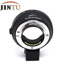 Version 2 Auto Focus Lens Adapter fr Canon EF EF-S to Olympus Panasonic M4/3 MFT
