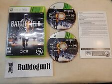 Battlefield 3 Complete with Case Xbox 360 2 Disc Game