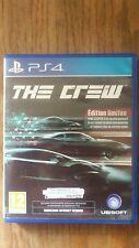 THE CREW édition limitée complet fr PS4