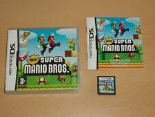 New Super Mario Bros (Nintendo DS) Dsi, Ds Lite, 3Ds, 2Ds