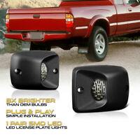 2x Feux arrière de plaque d'immatriculation LED pour Toyota Tacoma 1995-2004