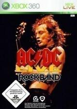 Microsoft Xbox 360 Spiel - Rock Band: AC/DC Live mit OVP