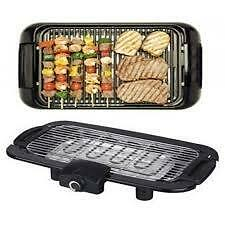 Skyline VTL-4545 Electric Barbeque Grill and Barbecue Grill Toaster.