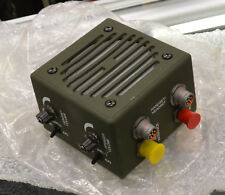 HARRIS RF-5980-SA001 MILITARY RADIO AMPLIFIED SPEAKER 10181-5180-01 10356645