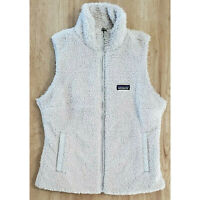 Patagonia Womens Vest Size Medium Los Gatos Birch White