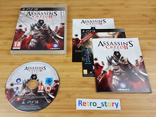 Sony Playstation PS3 Assassin's Creed II PAL