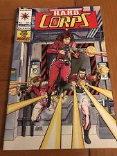 The H.A.R.D. Corps #8 (1993) Valiant Comics