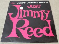 """JIMMY REED - """"Just Jimmy Reed"""" LP 1969 reissue Joy Records  