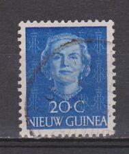 Indonesia Nederlands Nieuw New Guinea 11 used 1950 Juliana