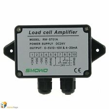 0-5V(10V) 4-20ma Load Cell Sensor Amplifier Transmitter Strain Gauge Transducer