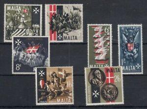 Malta 1965 Great Siege MNH set SG 352-357