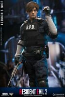 DAMTOYS RESIDENT EVIL 2 1/6th SCALE LEON S.KENNEDY COLLECTIBLE FIGURE DMS030