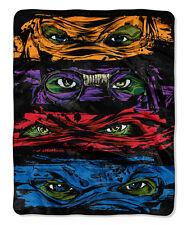"Teenage Mutant Ninjas ""Ninjas Of Night"" Throw/Blanket 40"" X 50"" Very Soft"
