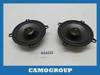 Pair Speakers Coffers Pair Of Speakers Audiola 60W 4 Ohms S12PP