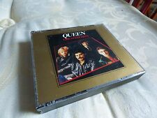 QUEEN - GREATEST HITS VOLUMES 1 & 2 (1992 FATBOX 2-CD SET)
