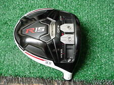 Tour Issue Taylor Made White R15 430 9.5 degree Driver Head Weight Port