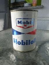 Alte Öldose Mobil Mobiloil Motoröl Motor Oil Tankstelle Garage Deko