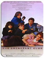 The Breakfast Club Vintage cartel de la película Ratón Mat Mouse Pad película de alta calidad.