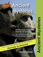 Ancient Mysteries by David Orme (Paperback, 2008)
