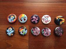 Loungefly My Little Pony Pins 10pcs