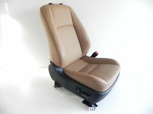 2015 LEXUS IS250 IS350 FRONT RIGHT SEAT CUSHION BOTTOM LEATHER OEM 567 #58 A