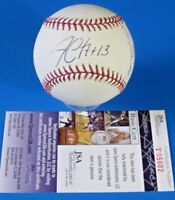 NY YANKEES MULTI-SIGNED OML BASEBALL 7 Autographs - Larsen, Gossage ~ JSA T05602