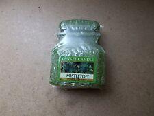 Yankee Candle Rare Mistletoe & Sage & citrus Jar Wax Tart..RESERVED