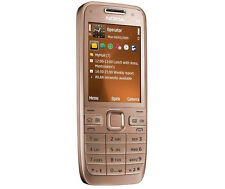 Nokia E Series E52 Golden Aluminium(Unlocked) Smartphone WIFI GPS  Free Shipping