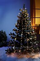 Lichterkette Christbaum Baumbeleuchtung Weihnachtsbaum Beleuchtung Aussen Innen