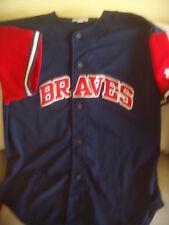 FELPA BASEBALL U.S.A.  ATLANTA BRAVES MAJOR LEAGUE BASEBALL M.L.B.