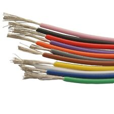 24/0.2 Multi Strand Wire Circuit Hookup Cable Green 5M