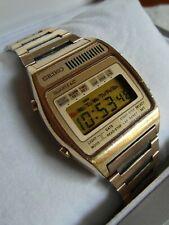 Vintage Seiko Quartz LC Alarm Chronograph A159-4039-G
