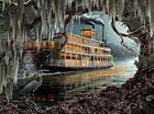 Night On The River 1000 Pc Jigsaw Puzzle For Sale