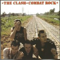 The Clash - Combat Rock with bonus sampler CD