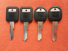 4 CHEVY GMC TRUCK NOS KEY BLANKS 1991 1992 1993 1994