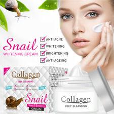 ITS- 80g Snail Face Cream Acne Treatment Moisturizing Anti Wrinkle Aging Serum E