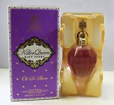 Katy Perry Killer Queen Oh So Sheer 3.4 Oz Eau De Parfum Spray NEW IN BOX RARE