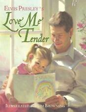 Elvis Presley's Love Me Tender, Elvis Presley, Good Condition, Book