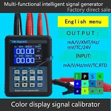 4-20mA signal source generator Frequency current transducer Digital Calibrator